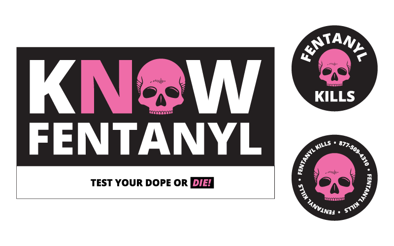#knowfentanyl | Community Outreach Campaign